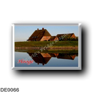 DE0066 Europe - Germany - Friesische Inseln - Frisian Islands - Hooge
