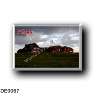 DE0067 Europe - Germany - Friesische Inseln - Frisian Islands - Hooge