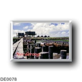 DE0078 Europe - Germany - Friesische Inseln - Frisian Islands - Norderoog