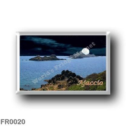 FR0020 Europe - France - Corsica - Ajaccio - Panorama