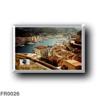 FR0026 Europe - France - Corsica - Bonifacio - Panorama