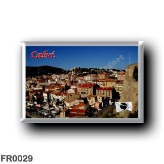 FR0029 Europe - France - Corsica - Calvi - Panorama