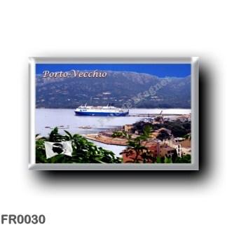 FR0030 Europe - France - Corsica - Corsica - Porto Vecchio