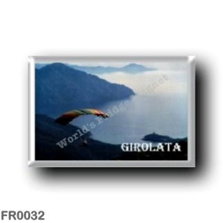 FR0032 Europe - France - Corsica - Girolata