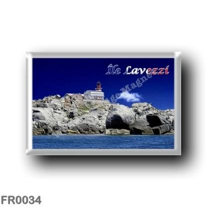 FR0034 Europe - France - Corsica - Island - Lavezzi