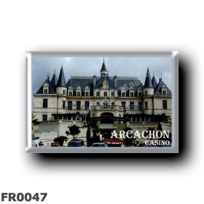 FR0047 France - French Riviera - Côte d'Azur - Arcachon - Casino