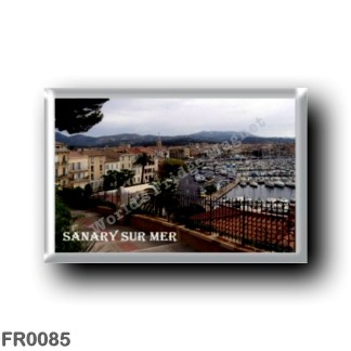 FR0085 Europe - France - French Riviera - Côte d'Azur - Sanary-sur-Mer