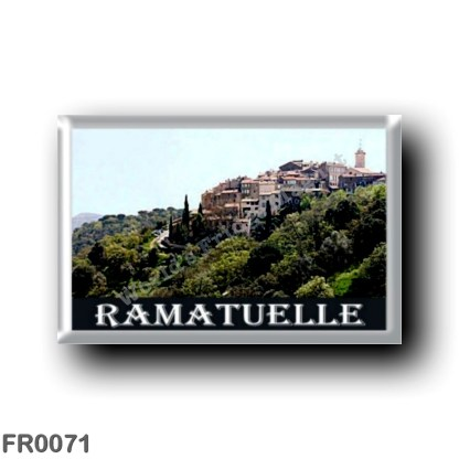 FR0071 Europe - France - French Riviera - Côte d'Azur - Ramatuelle