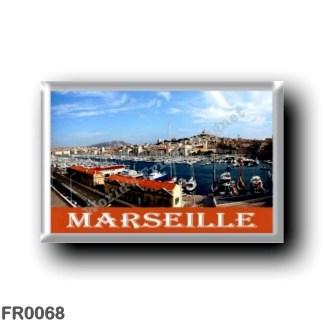 FR0068 Europe - France - French Riviera - Côte d'Azur - Marseille - Marsiglia
