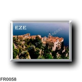 FR0058 Europe - France - French Riviera - Côte d'Azur - Eze - Eza