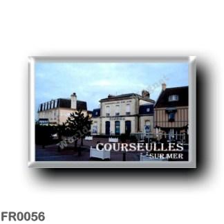 FR0056 Europe - France - French Riviera - Côte d'Azur - Courseulles sur Mer