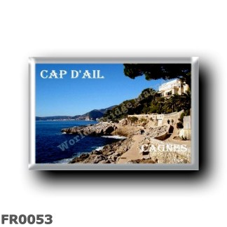 FR0053 France - French Riviera - Côte d'Azur - Cap d'Ail
