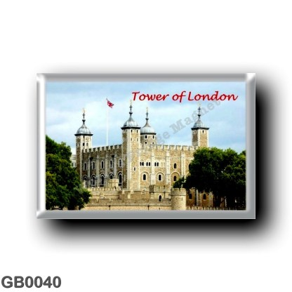 GB0040 Europe - England - Tower of London