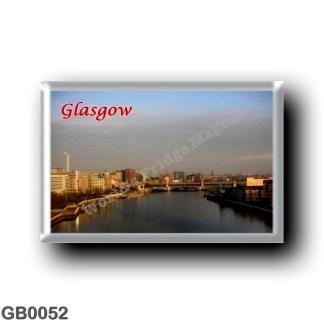 GB0052 Europe - Scotland - Glasgow - Skyline