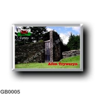 GB0005 Europe - Wales - Afon Tryweryn