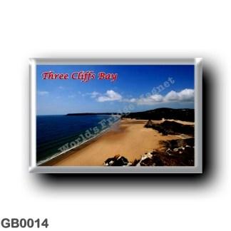 GB0014 Europe - Wales - Three Cliffs Bay