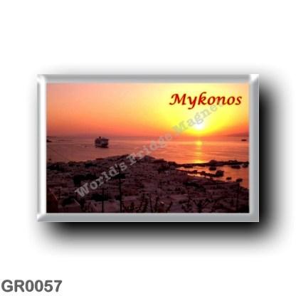 GR0057 Europe - Greece - Mykonos - Panorama