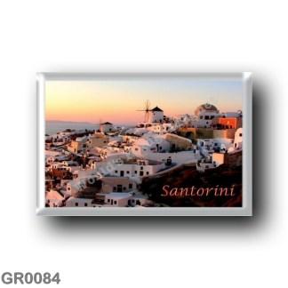 GR0084 Europe - Greece - Santorini - Thera - Thira - Oia - Sunset