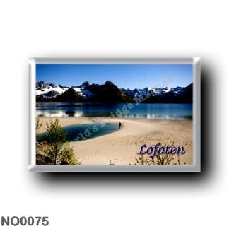 NO0075 Europe - Norway - Lofoten - Panorama