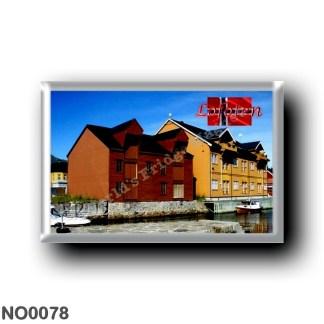 NO0078 Europe - Norway - Lofoten - Panorama