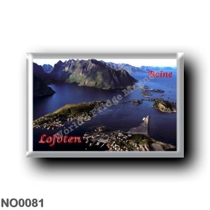NO0081 Europe - Norway - Lofoten - Reine