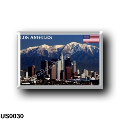 US0030 America - United States - Los Angeles - Panorama