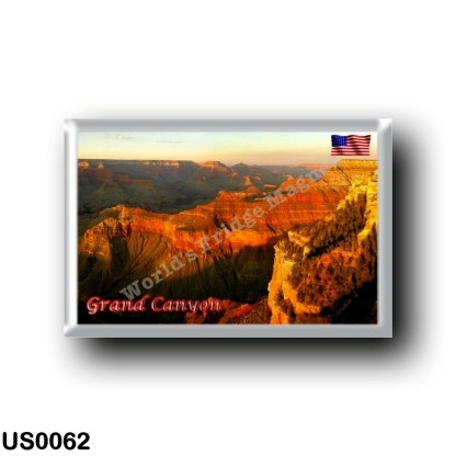 US0062 America - United States - National Park - Grand Canyon - Panorama