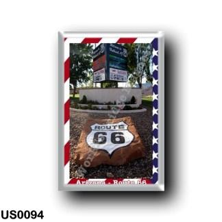 US0094 America - United States - Route 66 - Arizona