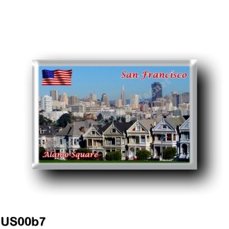 US00b7 America - United States - San Francisco - Alamo Square