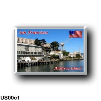 US00c1 America - United States - San Francisco - Alcatraz Island