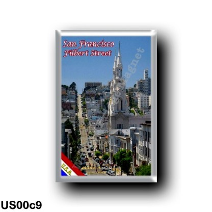 US00c9 America - United States - San Francisco - Filbert Street