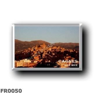 FR0050 France - French Riviera - Côte d'Azur - Cagnes sur Mer