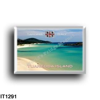 IT1291 Europe - Italy - Sardinia - Tuaredda Island - Beach