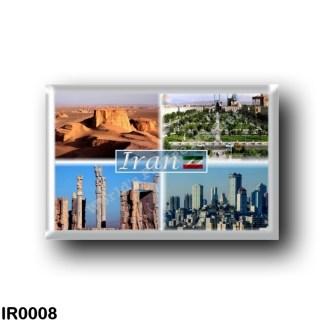 IR0008 Asia - Iran - Isfahan - Lut Desert - Ruines Persepolis - Tehran