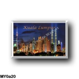 MY0a20 Asia - Malaysia - Kuala Lumpur Malaysia