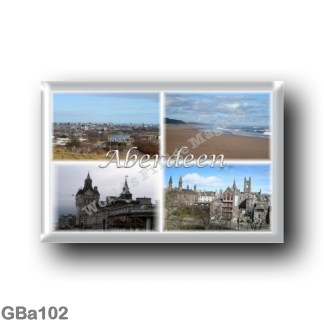 GBa102 Europe - Scotland - Aberdeen