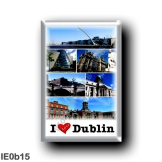 IE0b15 Europe - Ireland - Dublin Ireland