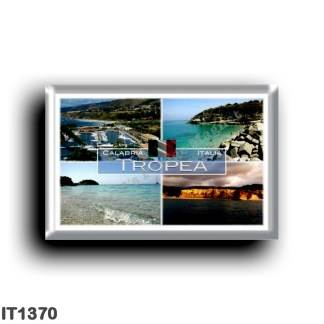 IT1370 Europe - Italy - Calabria - Tropea - Cannone Beach - Tourist Port - Sea View - Vibo Valentia