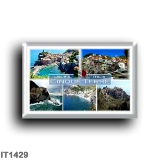 IT1429 Europe - Italy - Liguria - Cinque Terre - Corniglia - Manarola - Riomaggiore - Vernazza - Monterosso
