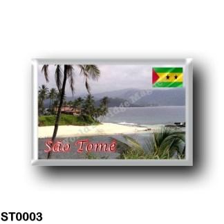 ST0003 Africa - São Tomé and Príncipe - São Tomé