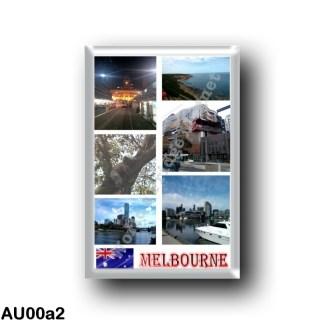 AU00a2 Oceania - Australia - Melbourne - Mosaic