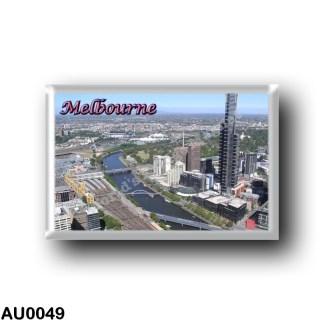 AU0049 Oceania - Australia - Melbourne - Panorama