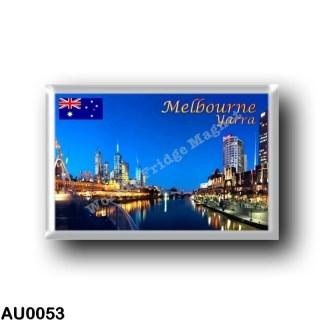 AU0053 Oceania - Australia - Melbourne - Yarra Twilght