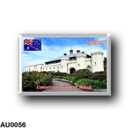 AU0056 Oceania - Australia - Sydney - Conservatorium of Music