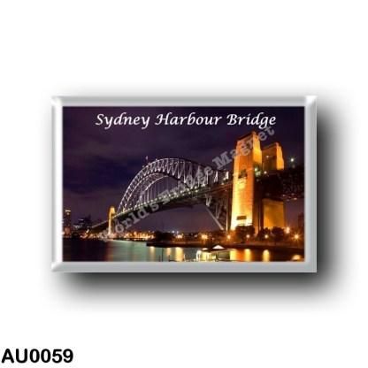 AU0059 Oceania - Australia - Sydney - Harbour Bridge