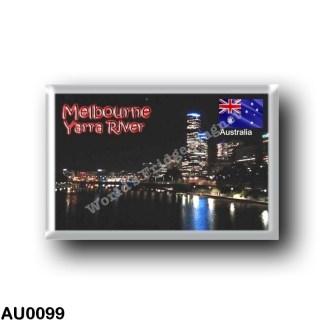 AU0099 Oceania - Australia - Melbourne - Yarra River, Southgate