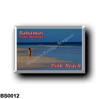 BS0012 America - The Bahamas - Isola Harbour - Pink Beach