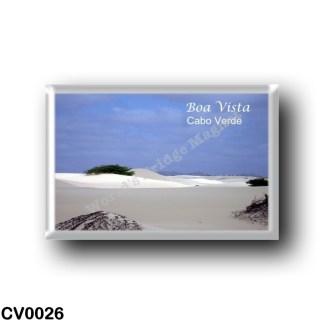 CV0026 Africa - Cape Verde - Boa Vista - Inland