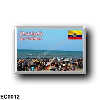 EC0012 America - Ecuador - Machala - Las Palmas