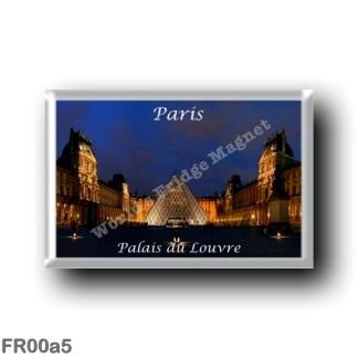 FR00a5 Europe - France - Paris - Palais du Louvre
